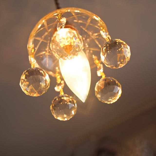 アンティークジ灯具